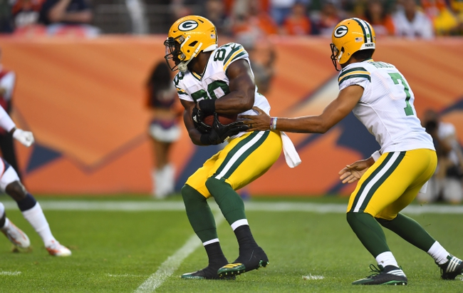 Green Bay Packers vs. Los Angeles Rams - 8/31/17 NFL Pick, Odds, and Prediction