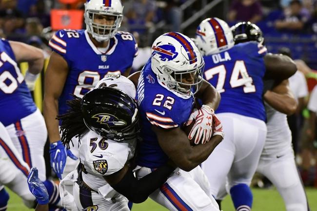 Baltimore Ravens vs. Buffalo Bills - 9/9/18 NFL Pick, Odds, and Prediction