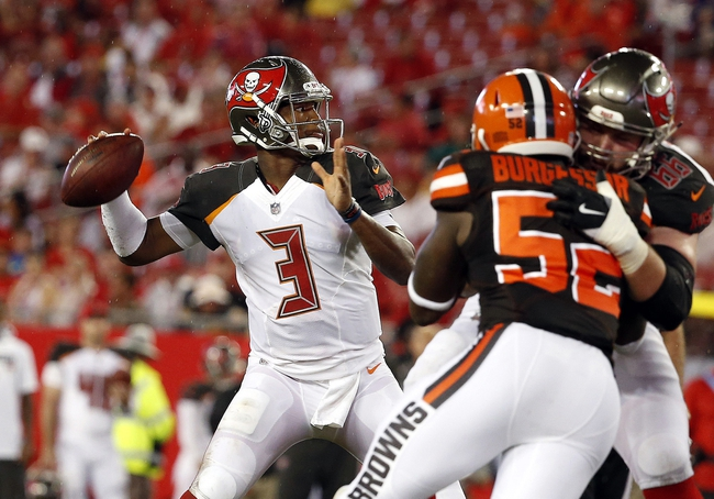 Tampa Bay Buccaneers vs. Chicago Bears - 9/17/17 NFL Pick, Odds, and Prediction