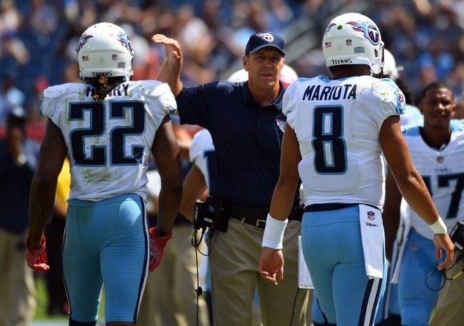 Tennessee Titans vs. Oakland Raiders - 9/10/17 NFL Pick, Odds, and Prediction