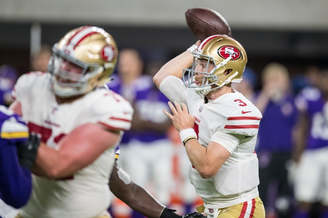 San Francisco 49ers vs. LA Chargers - 8/31/17 NFL Pick, Odds, and Prediction