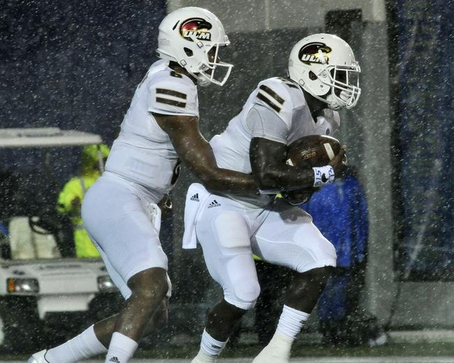 Texas State vs. Louisiana-Monroe - 10/7/17 College Football Pick, Odds, and Prediction
