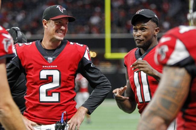 Atlanta Falcons at Chicago Bears - 9/10/17 NFL Pick, Odds, and Prediction