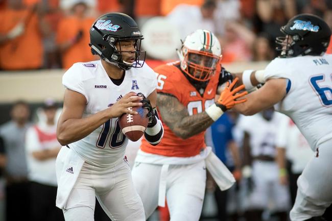 Tulsa vs. Houston - 10/14/17 College Football Pick, Odds, and Prediction