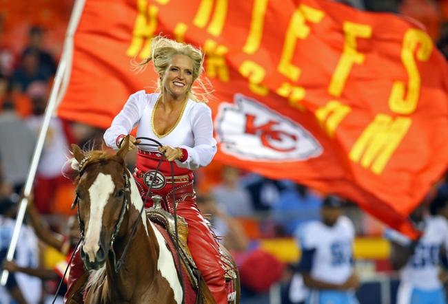 Kansas City Chiefs vs. Washington Redskins - 10/2/17 NFL Pick, Odds, and Prediction