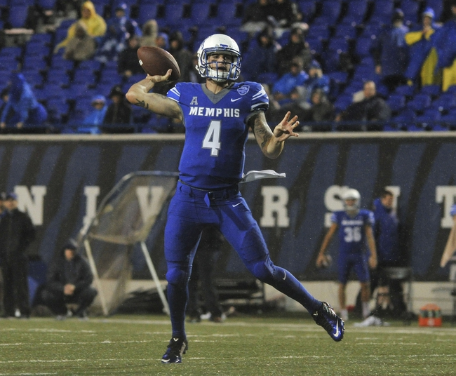 Memphis vs. UCLA - 9/16/17 College Football Pick, Odds, and Prediction