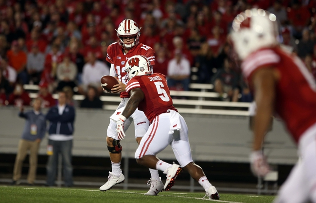 Wisconsin vs. Florida Atlantic - 9/9/17 College Football Pick, Odds, and Prediction
