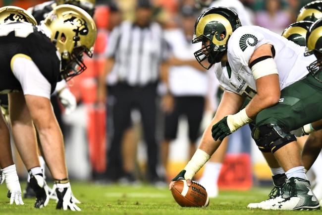 Colorado State vs. Colorado - 8/31/18 College Football Pick, Odds, and Prediction