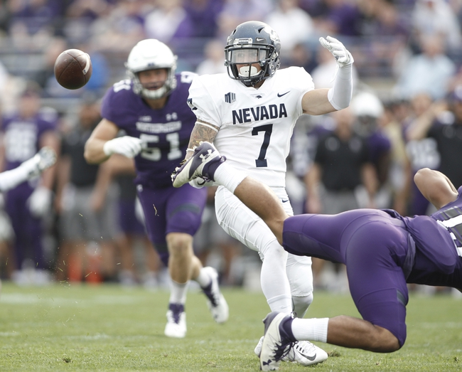 Nevada vs. Idaho State - 9/16/17 College Football Pick, Odds, and Prediction