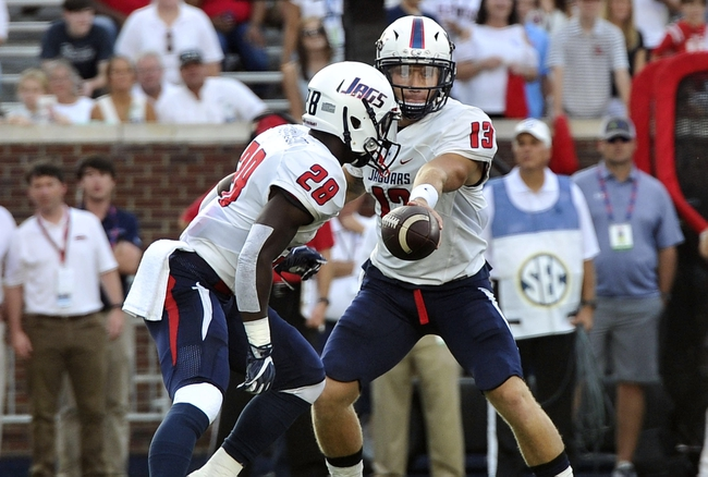 Georgia Southern vs. South Alabama - 11/18/17 College Football Pick, Odds, and Prediction