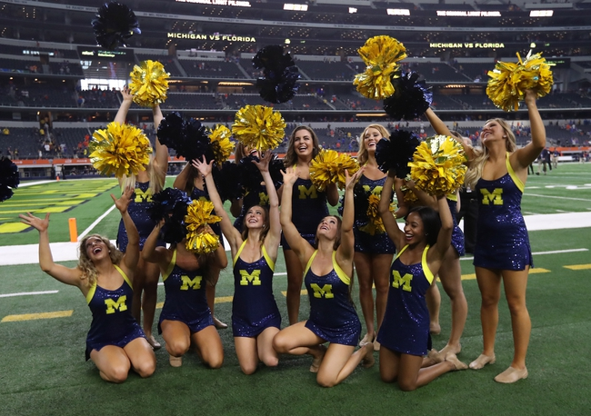 Michigan vs. Florida - Peach Bowl - 12/29/18 College Football Pick, Odds, and Prediction