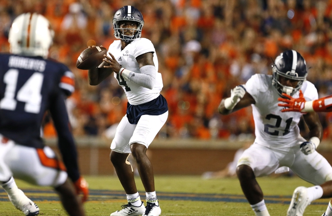 Georgia Southern vs. New Hampshire - 9/9/17 College Football Pick, Odds, and Prediction