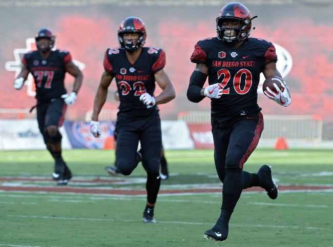 Arizona State vs. San Diego State - 9/9/17 College Football Pick, Odds, and Prediction