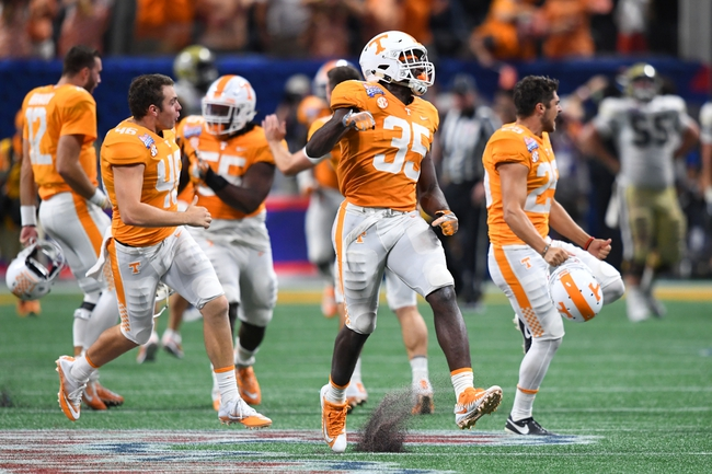 Tennessee vs. Indiana State - 9/9/17 College Football Pick, Odds, and Prediction