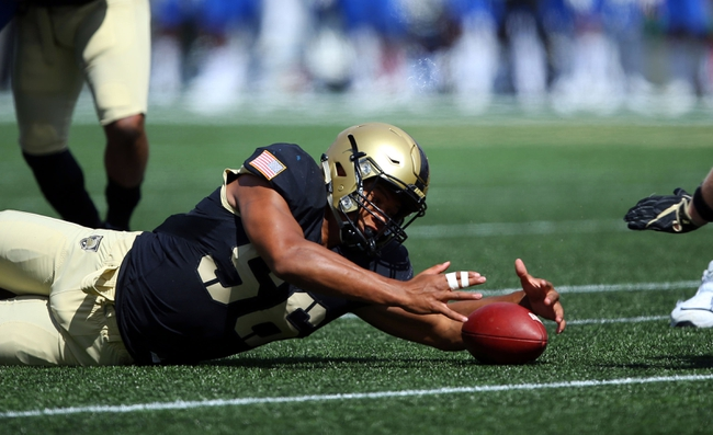 Buffalo vs. Army - 9/29/18 College Football Pick, Odds, and Prediction
