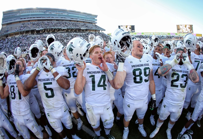 Michigan State vs. Notre Dame - 9/23/17 College Football Pick, Odds, and Prediction