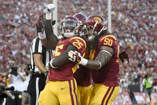 USC vs. Texas - 9/16/17 College Football Pick, Odds, and Prediction