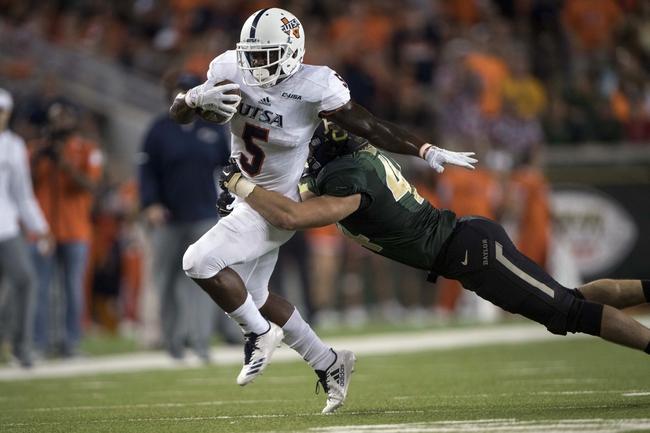 Arizona State vs. UTSA - 9/1/18 College Football Pick, Odds, and Prediction