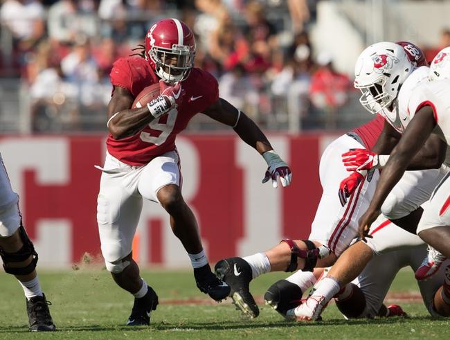 Alabama vs. Colorado State - 9/16/17 College Football Pick, Odds, and Prediction