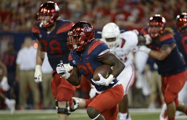 UTEP vs. Arizona - 9/15/17 College Football Pick, Odds, and Prediction