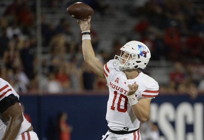 Houston vs. Rice - 9/16/17 College Football Pick, Odds, and Prediction