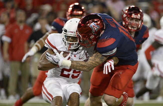 Houston vs. Arizona - 9/8/18 College Football Pick, Odds, and Prediction