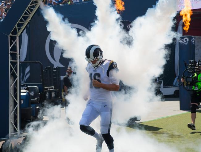 Los Angeles Rams vs. Washington Redskins - 9/17/17 NFL Pick, Odds, and Prediction