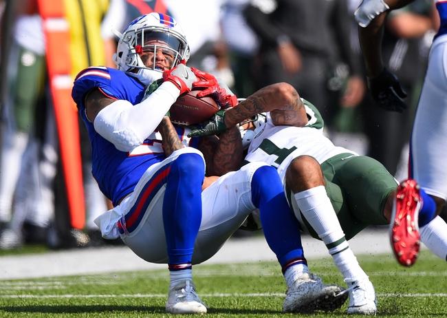 Buffalo Bills at New York Jets - 11/2/17 NFL Pick, Odds, and Prediction