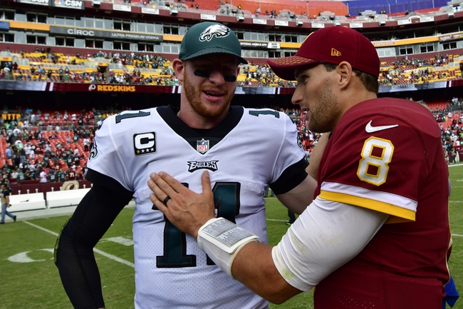 Philadelphia Eagles vs. Washington Redskins - 10/23/17 NFL Pick, Odds, and Prediction