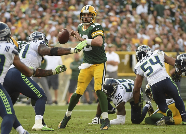 Green Bay Packers at Seattle Seahawks - 11/15/18 NFL Pick, Odds, and Prediction
