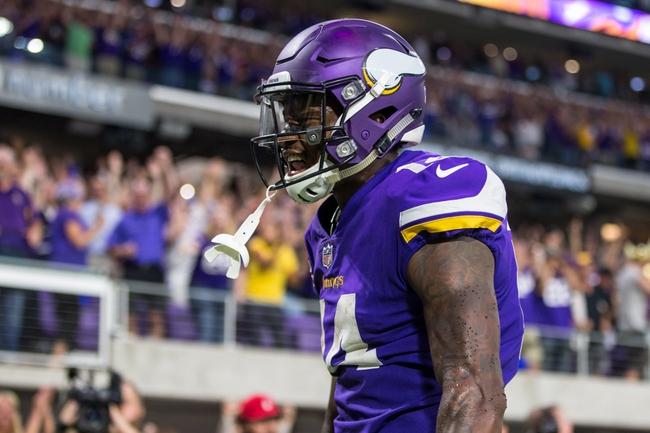 Tampa Bay Buccaneers at Minnesota Vikings - 9/24/17 NFL Pick, Odds, and Prediction