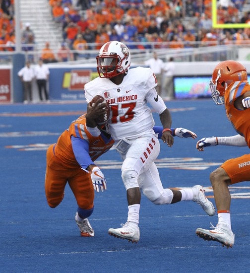 Fresno State vs. New Mexico - 10/14/17 College Football Pick, Odds, and Prediction