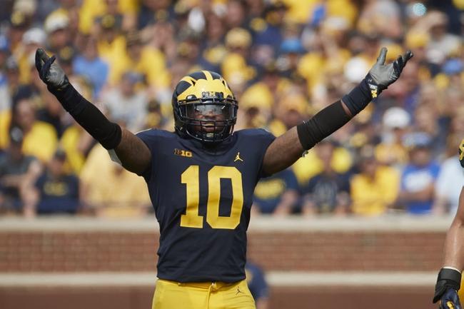 Michigan vs. Minnesota - 11/4/17 College Football Pick, Odds, and Prediction