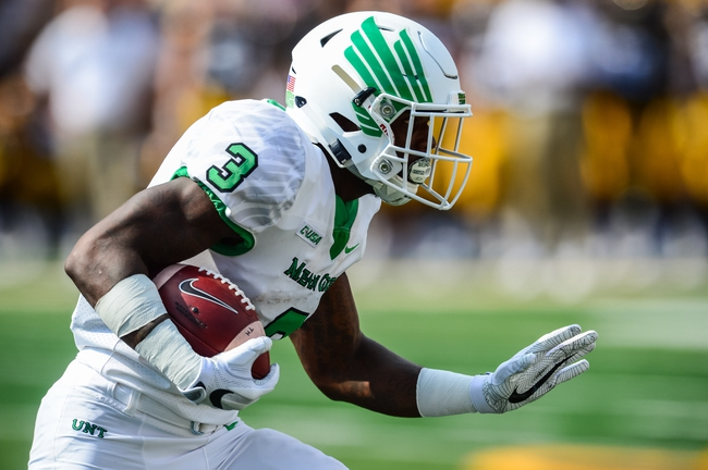 North Texas vs. UAB - 9/23/17 College Football Pick, Odds, and Prediction