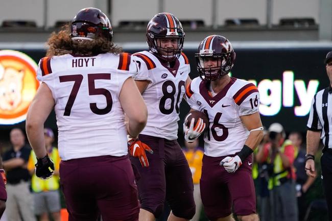 Virginia Tech vs. East Carolina - 9/15/18 College Football Pick, Odds, and Prediction
