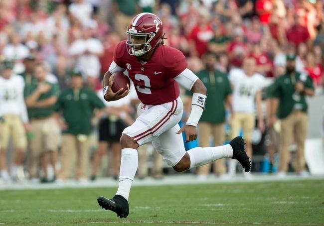 Vanderbilt vs. Alabama - 9/23/17 College Football Pick, Odds, and Prediction