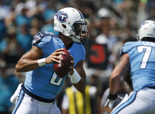 Tennessee Titans vs. Seattle Seahawks - 9/24/17 NFL Pick, Odds, and Prediction