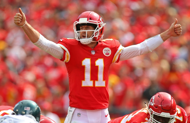 Kansas City Chiefs at Los Angeles Chargers - 9/24/17 NFL Pick, Odds, and Prediction
