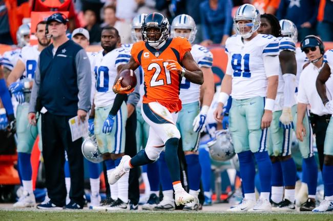 Buffalo Bills vs. Denver Broncos - 9/24/17 NFL Pick, Odds, and Prediction