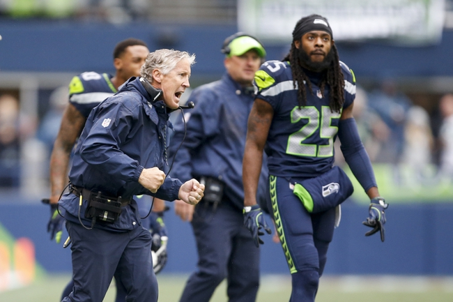 Seattle Seahawks at Tennessee Titans - 9/24/17 NFL Pick, Odds, and Prediction