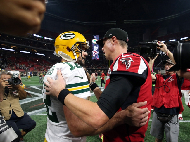 Green Bay Packers vs. Atlanta Falcons - 12/9/18 NFL Pick, Odds, and Prediction