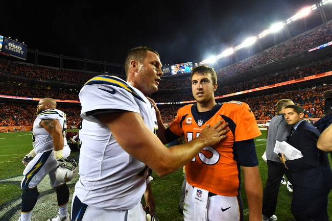 Denver Broncos at Los Angeles Chargers - 10/22/17 NFL Pick, Odds, and Prediction