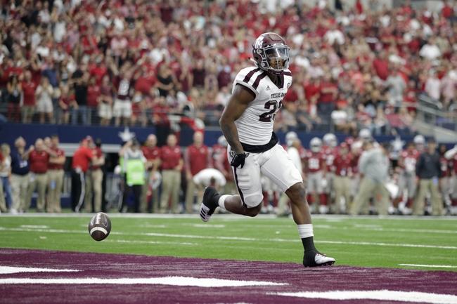 Texas A&M vs. South Carolina - 9/30/17 College Football Pick, Odds, and Prediction
