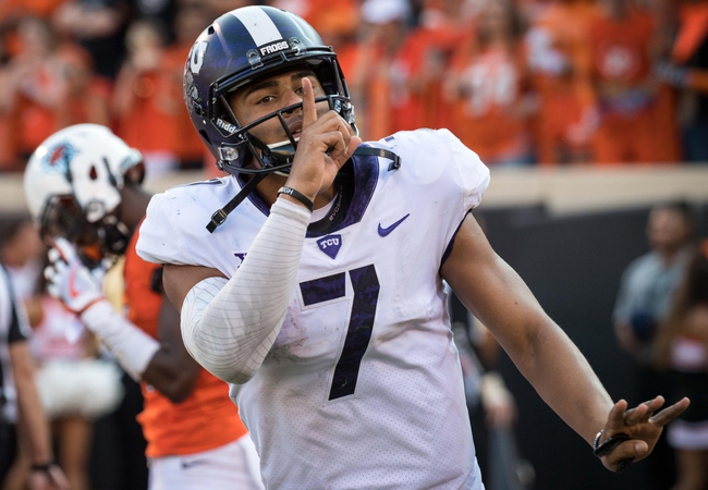 TCU vs. West Virginia - 10/7/17 College Football Pick, Odds, and Prediction