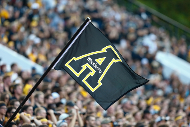 Appalachian State vs. Georgia Southern - 11/9/17 College Football Pick, Odds, and Prediction