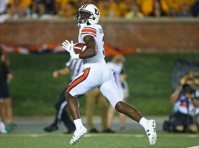 Auburn vs. Mississippi State - 9/30/17 College Football Pick, Odds, and Prediction