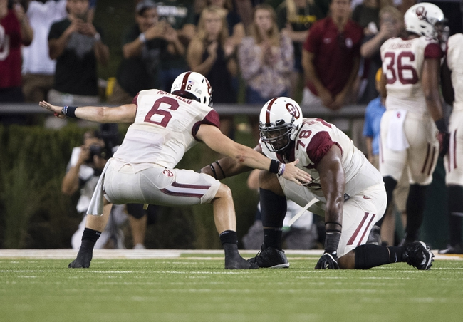 Oklahoma vs. Iowa State - 10/7/17 College Football Pick, Odds, and Prediction
