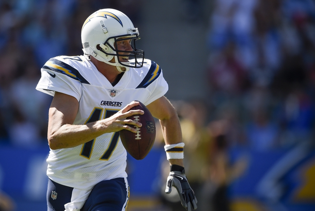 Los Angeles Chargers vs. Philadelphia Eagles - 10/1/17 NFL Pick, Odds, and Prediction
