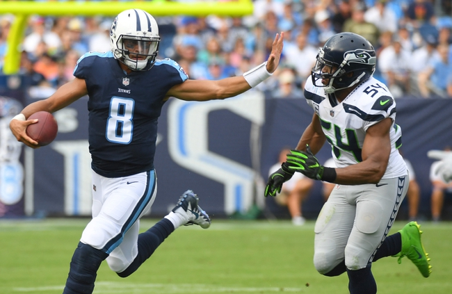 Houston Texans vs. Tennessee Titans - 10/1/17 NFL Pick, Odds, and Prediction