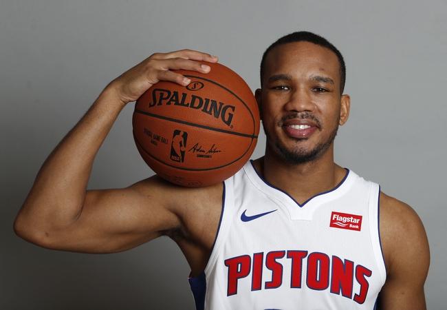 Detroit Pistons vs. Charlotte Hornets - 10/18/17 NBA Pick, Odds, and Prediction